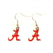 Alabama Earrings - Big A Classic AMCO - $2.75 Per Pair