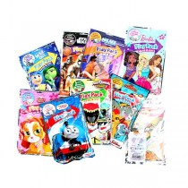 Play Packs - Total Assortment - Comes With Crayons - (May Not Be As Pictured) 100 Packs For $50.00