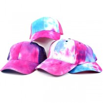 Wholesale Caps - Assorted Tye-Dye Caps - May Not Be As Pictured - 12 For $30.00