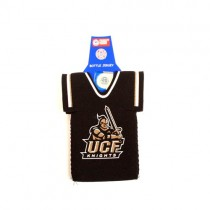 UCF Golden Knights Merchandise - Black Jersey Style Neoprene Bottle Huggies - 12 For $24.00