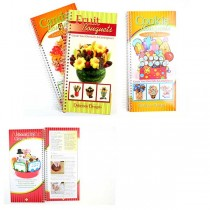Bouquet Of Food - Recipe Books - Assorted Titles - 36 For $24.48
