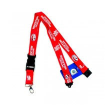 Houston Cougars Lanyards - 2Side TC Lobster - 12 For $24.00