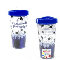 Wholesale Tritan - 16OZ Its All About Having Principals - 12 For $42.00