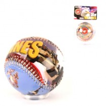 Closeout - Marines - Licensed Collector Full Bleed Baseballs - 12 Balls For $24.00