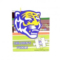 Great Buy - Memphis Tigers - 24PC CHILDRENS Puzzles - 12 For $24.00