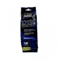 Mens Select Razors - 10Pack Twin Blades - 48 Packs For $32.64