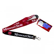 Missouri State Merchandise - Series2 - 2Tone Lob Lanyards - 12 For $24.00