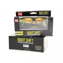 Night Shift - Polarized Hi-Def Driving Glasses - As Seen On TV - 2 Pair For $10.00