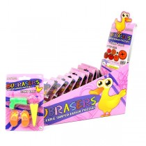 Rub Rasers - 12 Count Displays - The Rainy Day Series - 3 Displays For $25.20