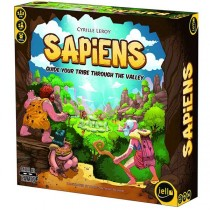 Sapiens Board Game - Guide Your Tribe - 12 For $54.00