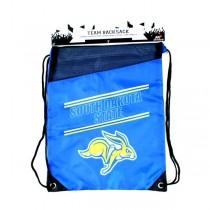 South Dakota State Jackrabbits Merchandise - Incline Cinch Bags - 12 For $48.00