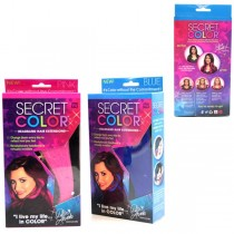 Secret Color - Assorted Colors - As Seen On TV - 12 For $30.00