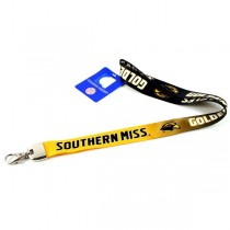 Southern Mississippi Merchandise - Ombre Style Lanyards - 12 For $24.00