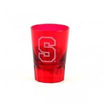 Stanford Merchandise - Plastic Shotglasses - 12 For $12.00