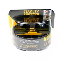 Wholesale Stanley Products - Fat Max Polarized Safety Glasses and Case Set - 2 Sets For $15.00