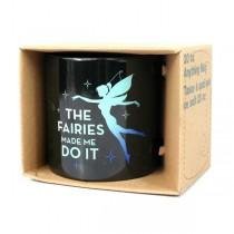 The Fairies Made Me Do It - 20OZ Coffee Mugs - 6 For $15.00