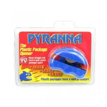 Pyranna Plastic Package Opener - Single Pack - 12 For $24.00