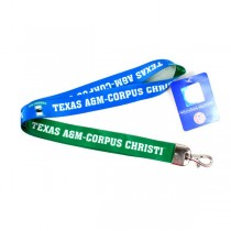 Texas A&M Corpus Christi - 2Tone Lobster Lanyards - 12 For $12.00