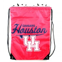 Houston Cougars Merchandise - Team Spirit Back Sacks - 12 For $48.00