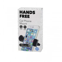 Wholesale Car Phone Accessories - HANDS FREE - Universal Cellphone Car Vent Mounts - 12 For $18.00