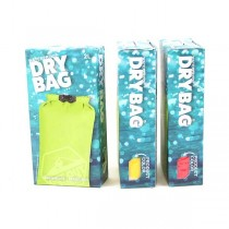 Waterproof Bags - 2L Dry Bags - Assorted Colors - May Not Be As Pictured - 12 For $30.00